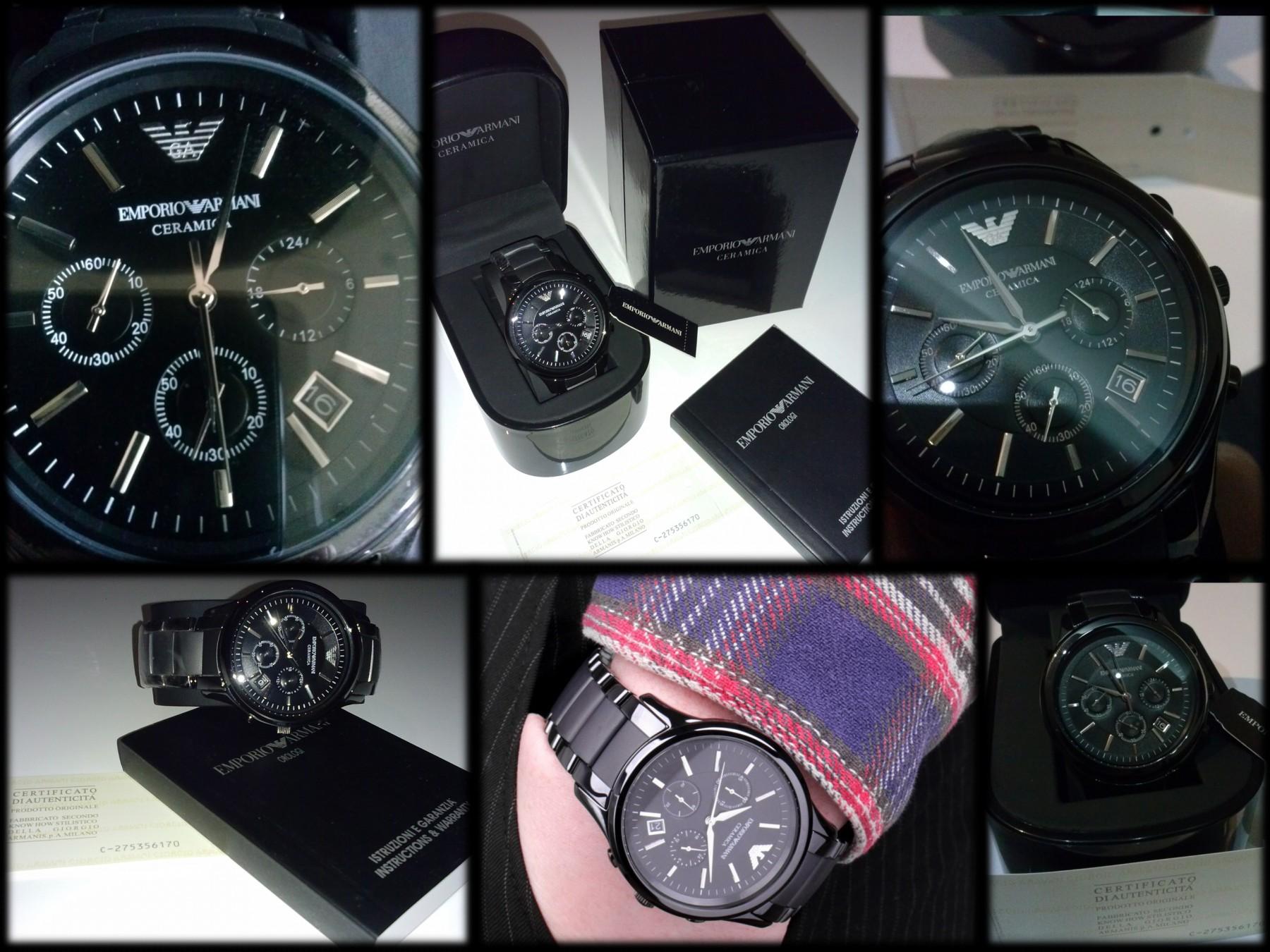 часы армани купить в украине последние годы мода