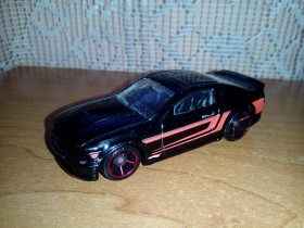 '07 Ford Mustang - Hotwheels