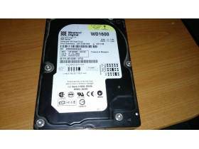 100% 100% Western Digital 160GB ATA-100