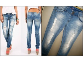 *** 6TH SENSE JEANS *** 40 iscepane IN