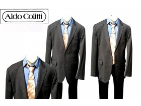 *** ALDO COLITTI**  MUSKI SAKO*** PURE  VIRGIN WOOL ***