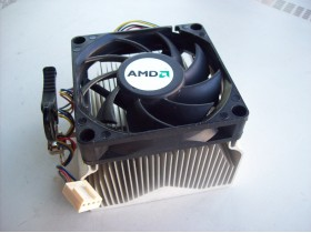 AMD kuler  orginal  4-pina