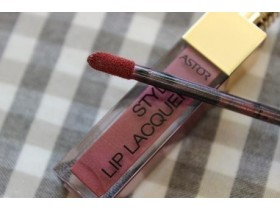 ASTOR LIP LACQUER 110 DELICIOUS STYLE
