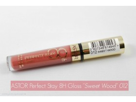 ASTOR perfect stay 012 SWEET WOOD
