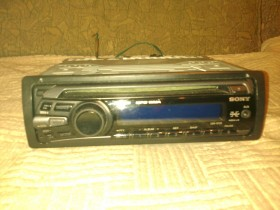Autoradio SONY CDX-GT29 mp3, wma cd