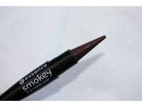 ESSENCE 2IN1 KHOL LINER 02 SMOKEY BROWN