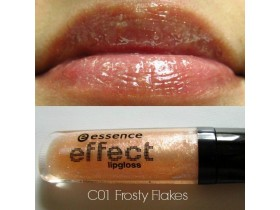 ESSENCE LIPGLOSS C01 FROSTY FLAKES