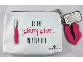 ESSENCE SHINE SHINE SHINE COSMETIC BAG