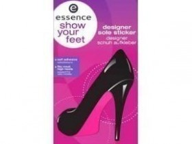 ESSENCE SHOW YOUR FEET designer sole sticker