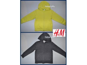 *** EXTRA 2 DUKSA PO CENI 1 by H&M *** 110/116