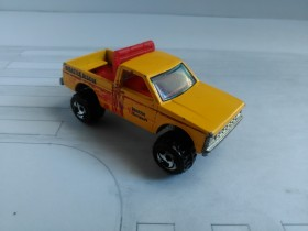 *HOT WHEELS* Disaster Rescue pick-up
