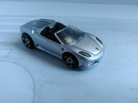 *HOT WHEELS* Ferrari F430 Spider kabriolet