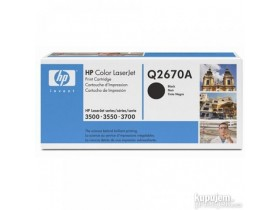HP toner Q2670A - ORIGINAL