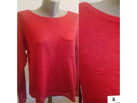 **H&M ** baggy bluza   S
