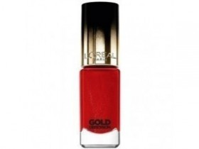 LOREAL NAIL ROUGE GOLD