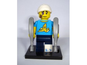 +++ Lego Minifigures Serija 15 - Clumsy Guy +++