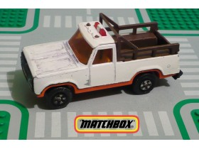 *MATCHBOX* - Plymouth Trail Duster ... made in England