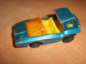 ,,MATCHBOX- SOPPA COOPARN  37 - 1972 made in England ,,