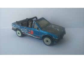 -Matchbox-Ford Eskort-