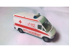 Mercedes AMBULANCE, SIKU