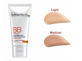 Nutra BB Matte krema SPF 15 LIGHT ili MEDIUM- AVON