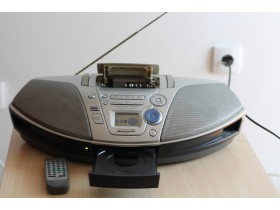 Panasonic RX-ES22 Radio Cassette CD