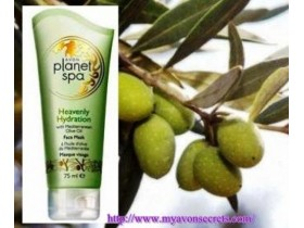 Planet spa maska za lice - Heavenly Hydration