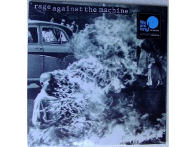 RAGE AGAINST THE MACHINE - First - 180gr LP