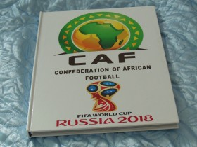 Road to Russia Album WC 2018- 2-Afrika 55 timova