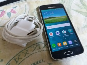 * SAMSUNG GALAXY S5mini (G800F) kao nov + punjac *