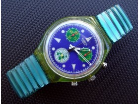""" SWATCH"" Chronograph - SWISS MADE"