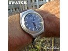 ***SWATCH***Irony Aluminium Day/Date - SWISS MADE