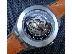 ***SWATCH*** Irony Diaphane AUTOMATIC - SWISS MADE