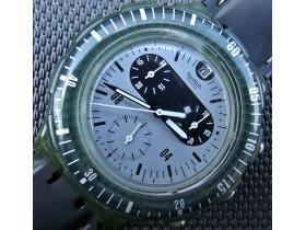 ***SWATCH*** Scuba 200 Chronograph - SWISS MADE