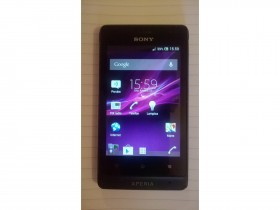 Sony xperia s27i,5Mp,dual core,512MB,mts mreža