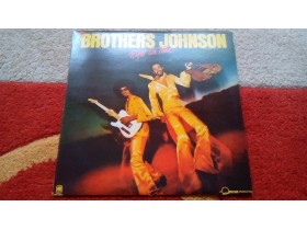 THE BROTHERS JOHNSON-RIGHT ON TIME