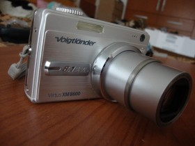 VOIGTLANDER VIRTUS XM 8600,Made in Germany,8,1Mpix,6xo
