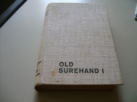 (k) Old Surehand I - Karl May