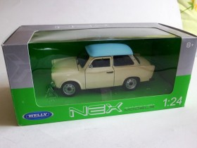 1/24 Trabant 602 Welly
