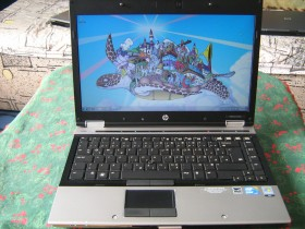 1. HP EliteBook 8440p - i5/4Gb/250Gb/HD+/3G/3h baterija