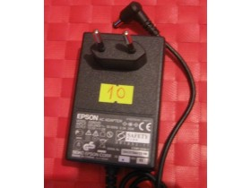 10. EPSON adapter DC 13,5V 1,2A