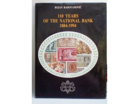 110 YEARS OF THE NATIONAL BANK 1884-1994.
