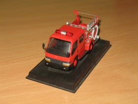 1998 Mortina MSR-I Super Rapid Delprado 1/40.