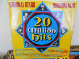 20 million hits--original stars and hits