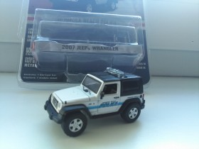 2007 Jeep wrangler greenlight