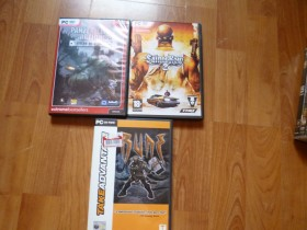 3 PC IGRICE SAINTS ROW, RUNS, PANZRE ELITE  NEKORISCENO