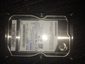 320Gb SATA hard disk