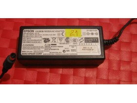 39. EPSON adapter DC 24V 1,4A