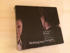 3xCD David Bowie Nothing has changed