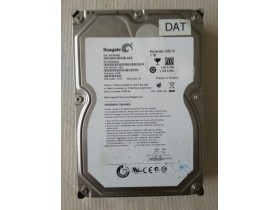 4.Hard Disk Seagate Barracuda , 1TB, 100/100